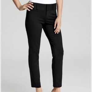 Michael Kors Black Straight Leg Trousers sz 6
